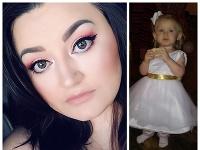 Demi Petrowski s dcérou Zariah.