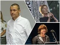 Peter Tóth, Anna Remiášová a Ľuba Lesná