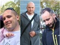 Milan Miháli, Pavol Vorobjov, Michal Zubčák