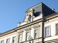 Budova Ústavného súdu SR v Košiciach