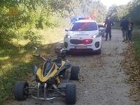 Muž policajtom predložil občiansky preukaz, ale vodičský pri sebe nemal