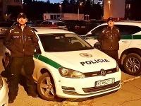 Policajná hliadka OO PZ Košice Nad jazerom v zložení Peter Širak a Juraj Mako bola vyslaná do mestskej časti Košice Krásna oznámenie preveriť.