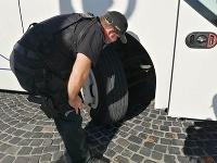 Polícia zadržala v Bratislave dvoch migrantov