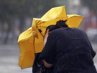 Kóreu zasiahol tajfún Mitag