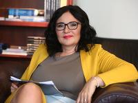 Martina Lubyová poskytla rozhovor o svojom doterajšom pôsobení na ministerstve školstva