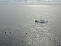 Japonský hliadkujúci čln Okuni sa zrazil so severokórejskou oceľovou loďou