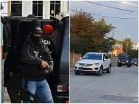 Alenu Zsuzsovú priviezla policajná eskorta opäť do Nitry