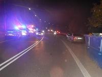Vážna dopravná nehoda v Brezne.