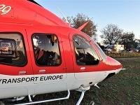 Pri udalosti zasahovali leteckí záchranári. (Ilustračné foto)