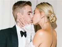 Justin a Hailey Bieberovci