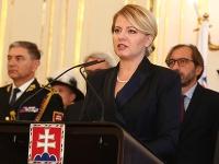 Prezidentka Zuzana Čaputová vymenovala chýbajúcich ústavných sudcov