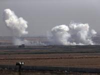 Protureckí povstalci obsadzujú dediny v severnej Sýrii