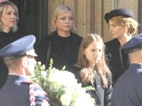 Po pohrebe Karla Gotta sa konala smútočná hostina, na ktorú vdova Ivana Gottová pozvala len pár ľudí.