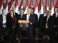 Maďarská vládna strana Fidesz