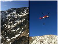 Záchrannej akcie sa zúčastnilo 20 záchranárov HZS.