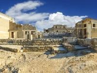 Knossos na Kréte
