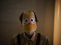 Prodemokratickí protestujúci v Hongkongu mali na tvárach masky postavičiek z kreslených seriálov a filmov.