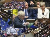 Britský parlament by mal dnes hlasovať o novej dohode brexitu