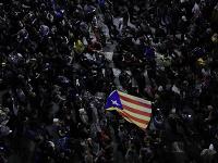 V Barcelone sa konal pochod proti nezávislosti Katalánska