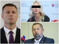 Gábor Gál podal návrh na disciplinárne konanie voči Monikej Jankovskej a Štefanovi Harabinovi