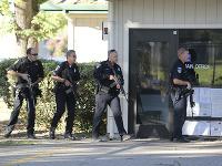 Pri streľbe na strednej škole v kalifornskom meste Santa Rosa utrpela zranenie jedna osoba.