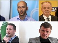 Diskusiu poznačila účasť europoslanca Milana Uhríka z ĽSNS
