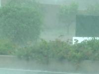 Španielsko zasiahol prudký dážď