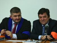 Marian Kočner počas hlavného pojednávania v kauze falšovania zmeniek
