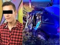 Pri nehode vyhasol život mladého muža.