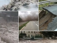 Srbsko, Francúzsko i Taliansko bičujú búrky.