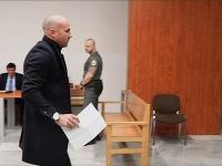 Svedok Ivan Cvik na hlavnom pojednávaní v kauze falšovania zmeniek.