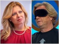 Maroš Kramár neúmyselne pred kamerami dourážal našu prezidentku Zuzanu Čaputovú.