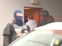 Miroslava Marčeka priviezli na súd v Pezinku
