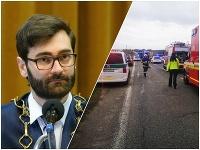 Vedenie mesta na čele s Marekom Hattasom v kontexte tragickej nehody koná.