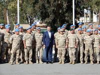 Premiér Peter Pellegrini na misii na Cypre