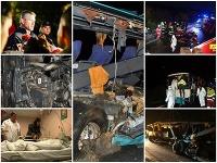 Tragická nehoda pri Nitre už zasiahla celé Slovensko.