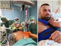 Karlos Vémola skončil po minulotýždňovej prehre s Attilom Véghom na operačnom stole.