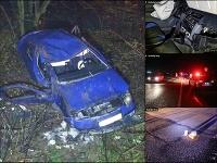Chodec zomrel pri Trebišove po zrážke s autom