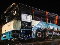 Autobus po nehode