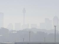 Sydney zahalil dym z lesných požiarov