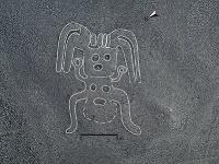 Vedci objavili 140 nových obrazcov na planine Nazca v Peru.