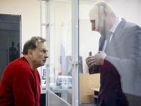 Popredný ruský profesor histórie na Petrohradskej štátnej univerzite a odborník na Napoleona Oleg Sokolov