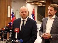 Jaroslav Naď a Igor Matovič