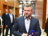 Peter Pellegrini má byť lídrom kandidátky Smeru-SD
