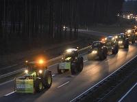 Tisíce farmárov protestovali proti novým environmentálnym opatreniam