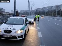 Polícia kontrolovala všetky druhý áut