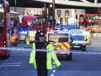 London Bridge je kvôli incidentu uzatvorený.
