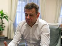 László Sólymos hovoril aj o stave v koalícii Zdroj: Topky/Vlado Anjel