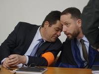 Pokračuje pojednávanie v kauze falšovania zmeniek. Pavol Rusko je neprítomný.