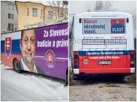 Štefan Harabin sa do kampane vrhol po vzore prezidentských volieb